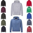 Fruit of the Loom Premium Hooded Sweat, Herren-Langarm...