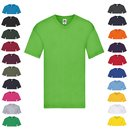 5er Pack Fruit of the Loom Original V-Neck T, kurzarm...