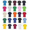 10er Pack Fruit of the Loom Valueweight T...
