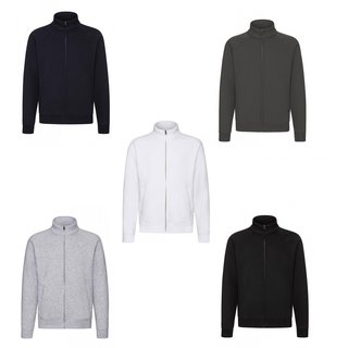 2er Pack Fruit of the Loom Premium Sweat Jacket