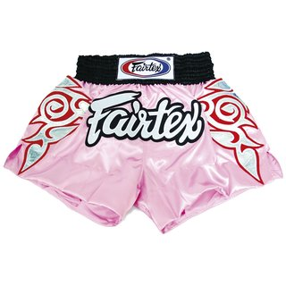 FAIRTEX Thai Shorts BS0636  in pink, Boxen, MMA, Thaiboxen