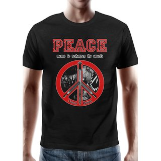 Peace - means to resharpen the swords, T-Shirt Gottheit, Mythen, Altertum