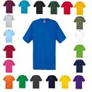10er Pack Fruit of the Loom Original T, Herren...