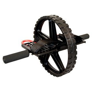 Power Wheel AB Roller, Bauchtrainer, Fitnesstraining